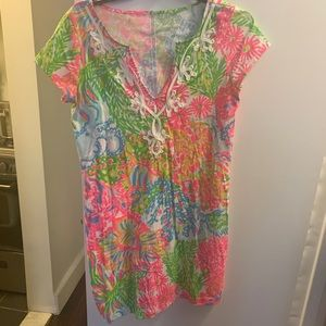Colorful Lily Pulitzer dress!